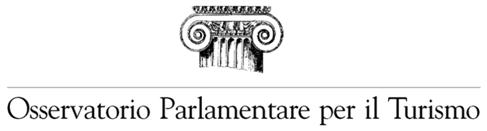 Logo Osservatorio Parlamentare per il Turismo 2017