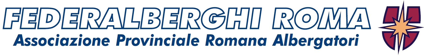 logo Federalberghi Roma